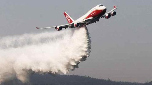 野火肆虐!玻利维亚急了,动用世界最大灭火飞机拯救亚马逊