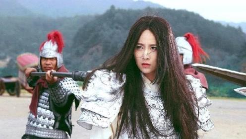 三国最勇猛的女将军,丈夫是赵云,一枪挑杀西凉猛将胡车儿!