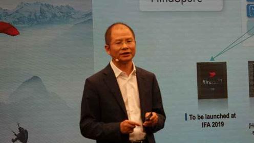 华为:全球手机销售下滑40%是悲观预测,大概会少卖100亿美元