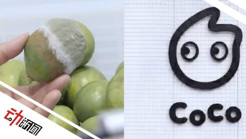 """官方回应""""Co Co奶茶店查出霉变水果"""":涉嫌违规已责令整改"""