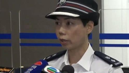 一日内15名警员受伤 警方凌晨发声谴责暴徒丧失理智超越底线