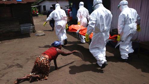 可怕的埃博拉病毒是怎么荼毒非洲人民的?动画模拟传播过程!