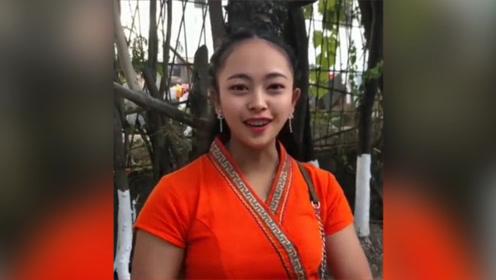 喜欢一位缅甸小姐姐,问她娶她需要多少彩礼,她的回答令人心动!