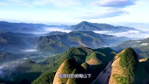 能攀爬上这样的高峰,站在山顶,真的有种腾云驾雾的感觉!