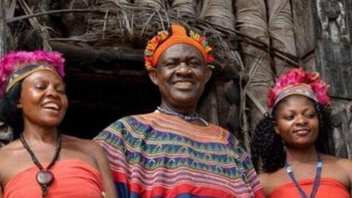 非洲最奇葩的风俗,父亲去世后、儿子继承了父亲的72位老婆