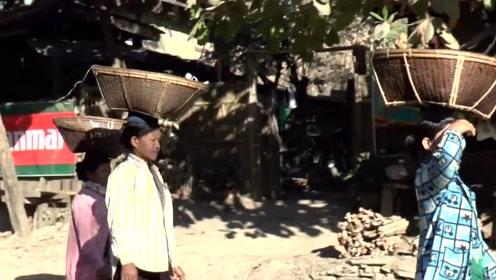 中国小伙来到缅甸,拍摄缅甸人的生活,看看缅甸人都在忙什么?