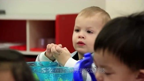 孩子说幼儿园的菜比家里香!可看到照片后,妈妈很是无奈