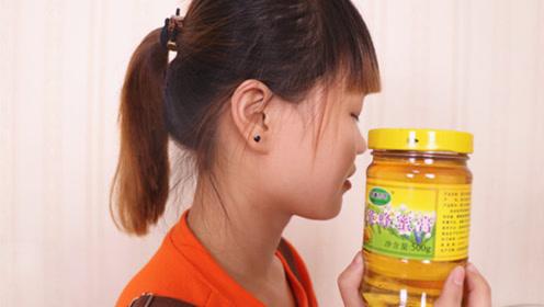 才发现,用蜂蜜洗脸,效果这么强大,一年省不少钱,早学不吃亏