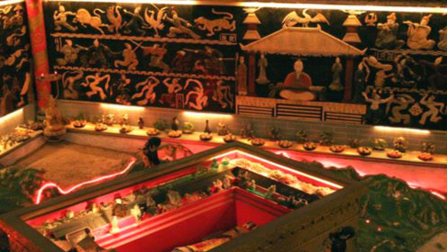 秦始皇陵有多危险?中美联手发现,秦始皇陵墓的重大秘密!