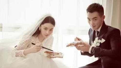 张馨予分享与丈夫何捷相恋系节 崇拜军人安心当军嫂