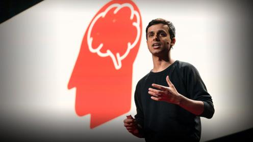 TED:在内心说出词语,网络自动为你开始搜索