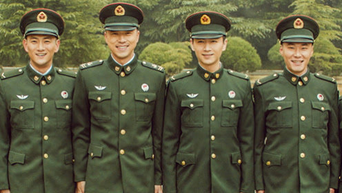 《陆战之王》韩商言专用BGM为兵王代言,都非无名之辈!