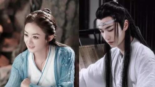 王一博与赵丽颖合作新戏,却被粉丝开撕差距大,这能有CP感?