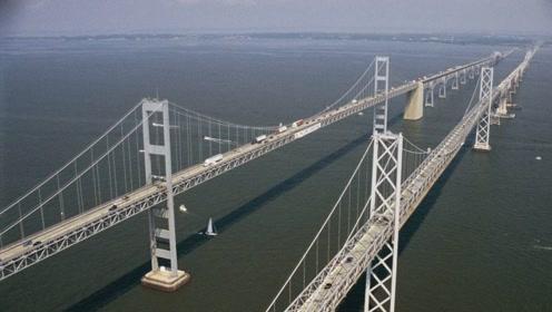 世界上最危险的大桥被称为新世界七大奇迹 老司机看了都腿打颤