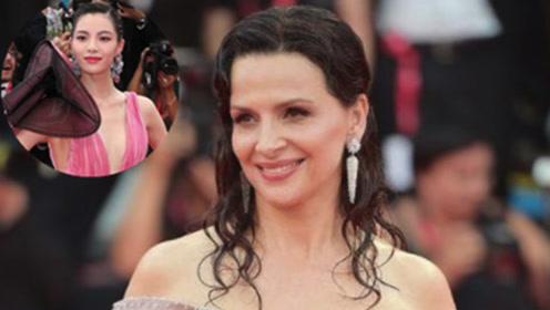 油头 湿发 丸子头 这届威尼斯电影节的发型都绝美