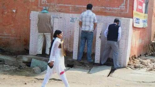 印度都是露天厕所,当地女性是怎么上厕所的?看完令人心情复杂