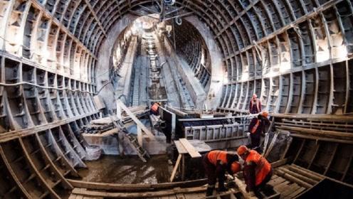 来自俄罗斯的消息,圣彼得堡欲修建地铁,中企或参与建设?