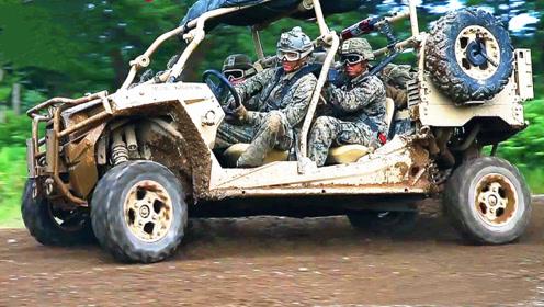 特种兵的车技有多高超?二十秒后心里就有数了