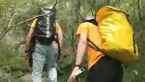 河南嵩山两名5旬游客雨后坠崖:半山腰被发现时已无生命体征