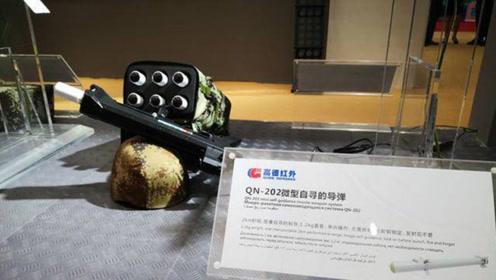 中国小导弹横空出世?单兵一次可扛6枚,最大优点发射不用管