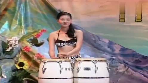 金碟豹经典歌曲,超级美女秀《惜别的海岸》,送给大家!