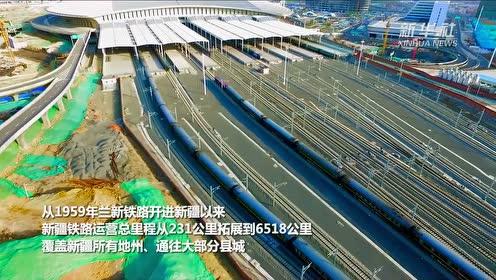 赵承宇:一张老照片讲述新疆铁路60年