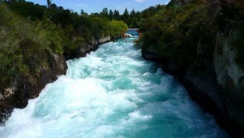 世界最贵的河,河里一件东西竟然就能换套房,每天都有军人看守!