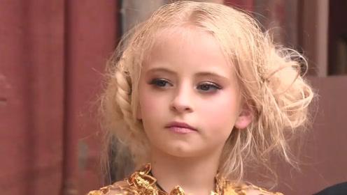 9岁女孩登上纽约时装周,仅靠一双义肢走秀,却美的惊艳全场!