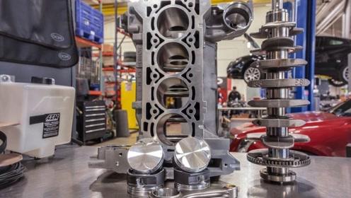 丰田超牛发动机,2000马力都不是它的极限,100万一个贵吗