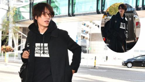 陈坤少年感 连帽衫 牛仔裤 仿佛又看到了阳光热忱的罗毅