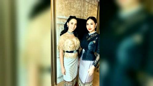 泰国的绝世美女,大家发现哪里不对劲了?