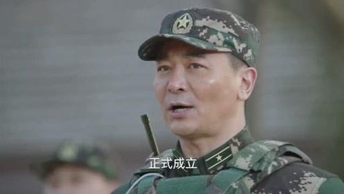 《陆战之王》杨俊宇气场强大,下达第一个命令,有气魄