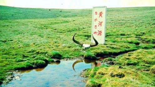 """黄河源被发现,竟仅有""""碗口""""大小,看到后很多人直呼不敢相信"""