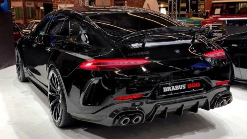 2020款奔驰巴博斯GT63S到货,外观和内饰详细实拍