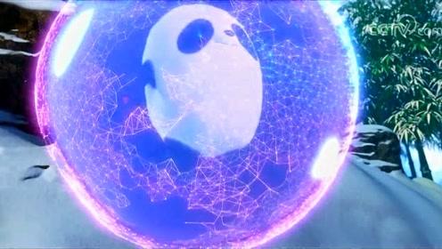 北京冬奥会吉祥物冰墩墩宣传片
