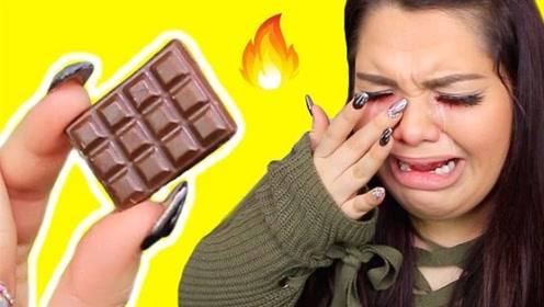 """最""""变态""""的巧克力,一块仅仅4克,却没人能吃完整块"""