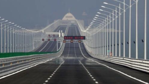 让国人骄傲的港珠澳大桥,外国人却称他为恐怖之桥,这是为什么?