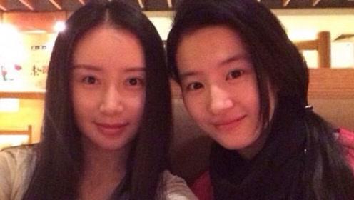偶遇刘亦菲和舒畅逛街,八妹和秀珠的神仙友谊惹人羡