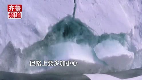 从芬兰到中国,山东港口集团北极航线首航成功,缩短1/3航程