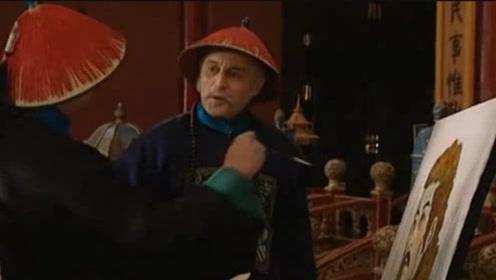 乾隆皇帝到底长啥样?一位外国画家偷偷画了下来,揭露真实容貌!