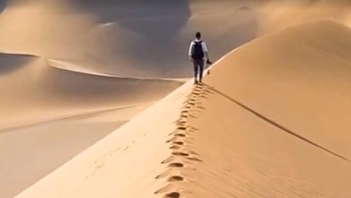 为什么在沙漠里迷路了不能走直线?越走直线越出不去!看完涨知识