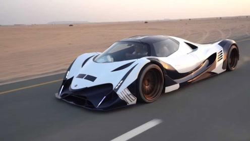 世界上跑的最快的车:布加迪仅排第3,第一名基本没见过!