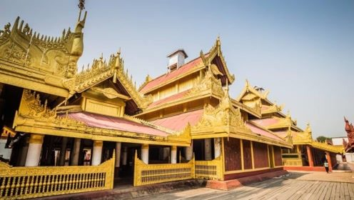 全球最大的皇宫,总面积高达400万平方米,相当于5.5个故宫