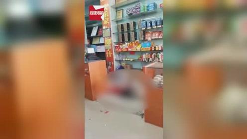江西购物中心发生命案,男子因纠纷持刀将女子胸部刺伤:当场死亡