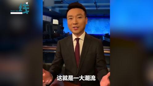 """台湾接连被""""删好友"""" 央视主播:加入中国的朋友圈才能跟上潮流"""