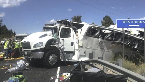 犹他州车祸多名中国公民伤亡  中国驻美国大使馆已启动应急机制