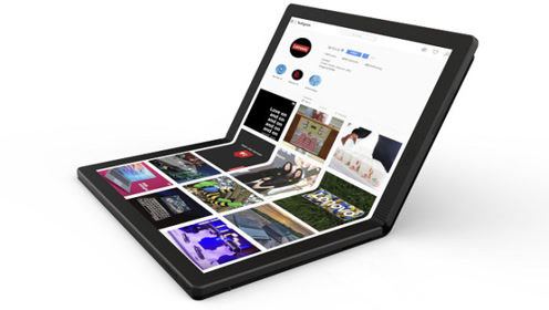 微软、戴尔折叠屏专利曝光,笔记本行业即将引来巨变