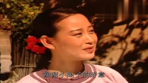 宰相刘罗锅:刘墉骑驴回老家,途中命犯桃花,看刘墉如何对付