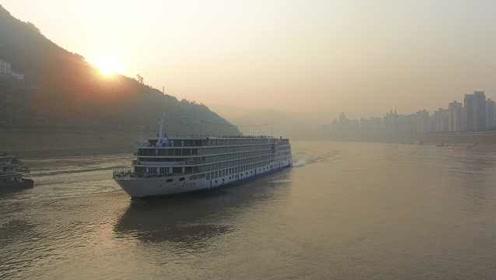 3亿的游轮长啥样?重庆造世界内河主尺度最大游轮,设置齐全