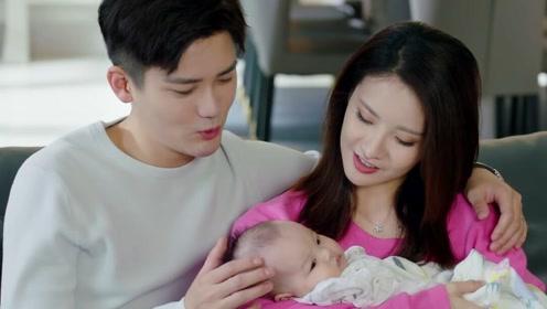 国民老公2:乔安好婚后生子,取名小年糕,瑾年将乔乔母子宠上天